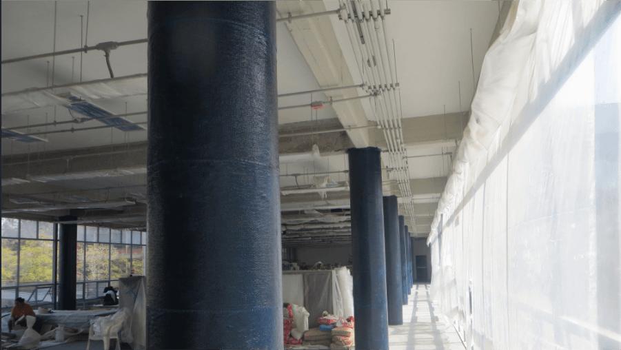 Refuerzo Estructural con Fibra de Carbono